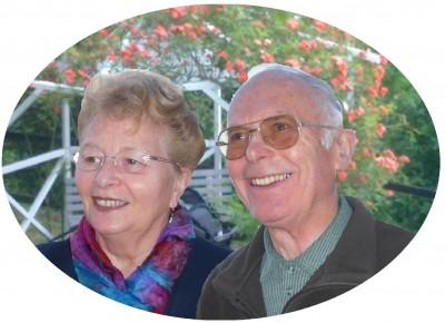 Marie et Jean Guyot